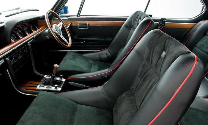 featured cars bmw csl 1973 bmw 3 0 csl verona red ref 539. Black Bedroom Furniture Sets. Home Design Ideas