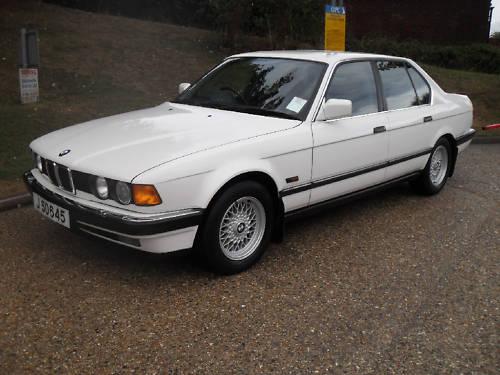 Featured Cars Bmw E32 1991 Bmw 735i Se Ref 149