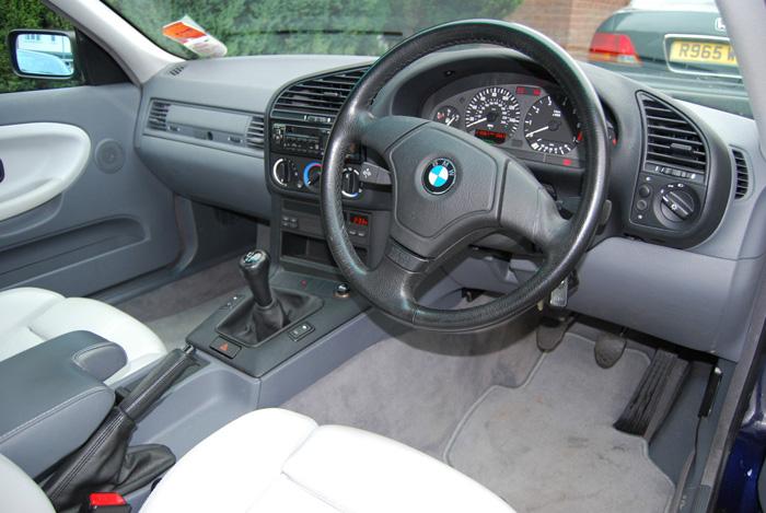 Featured cars bmw e36 1996 bmw e36 328i coupe ref 1064 for Bmw e36 interior