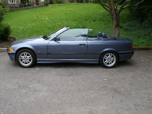 1999 bmw 318 1.8i convertible 3
