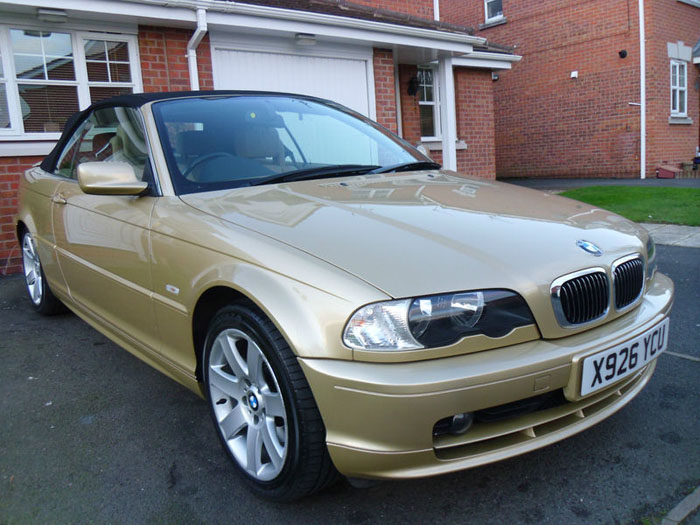 Featured Cars Bmw E46 2000 Bmw 320ci 320 Convertible Ref 431