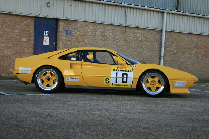 Featured Cars Ferrari 308 1978 Ferrari 308 Gtb Race
