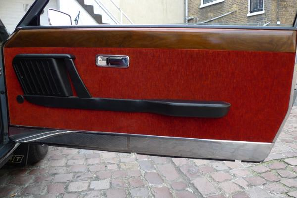1978 Fiat 130 Coupe Interior Door