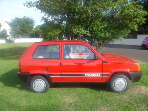 1988 Fiat Panda 750L Pacer Right Side