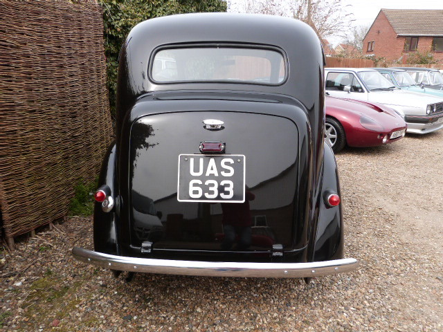 1953 Ford Anglia Back