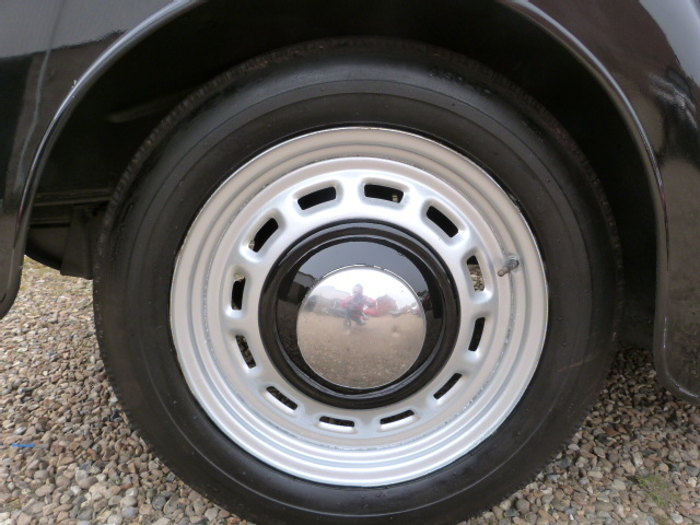 1953 Ford Anglia Wheel