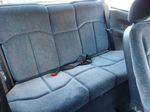 Featured Cars Ford Fiesta 1996 Ford Fiesta Mk3 1 1 Classic Ref 1103