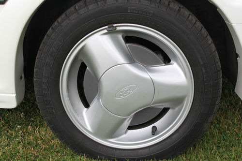 1991 Ford Fiesta MK3 RS Turbo Wheel