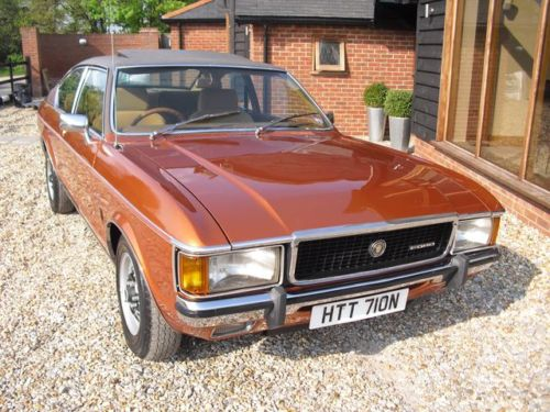 1975 ford granada ghia coupe 1