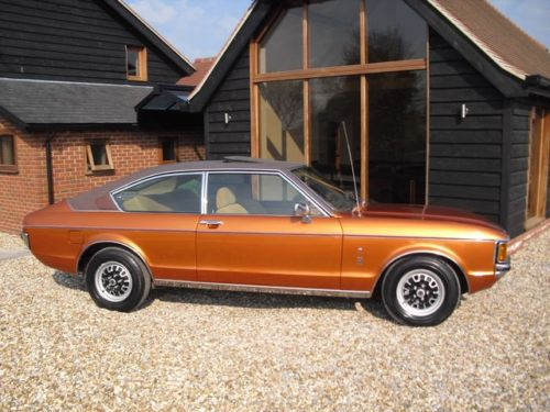 1975 ford granada ghia coupe 2