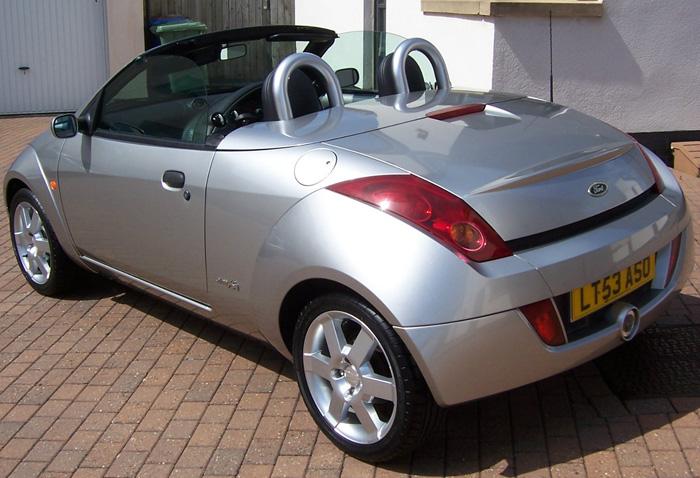featured cars ford ka 2003 ford street ka convertible ref 905. Black Bedroom Furniture Sets. Home Design Ideas