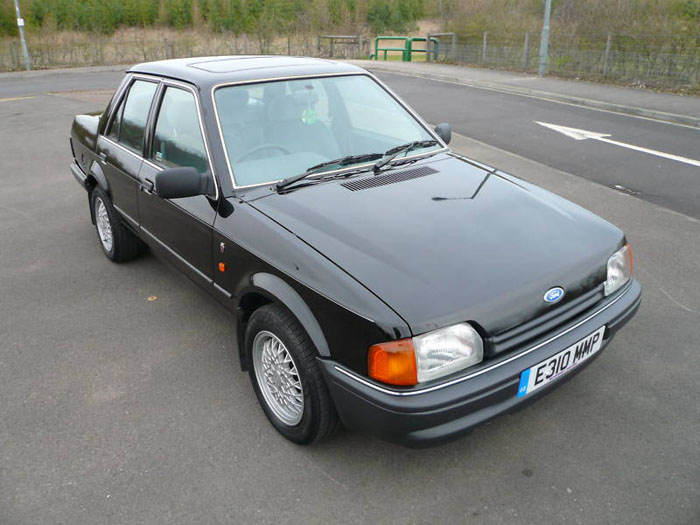 ford orion 1.6 ghia 2