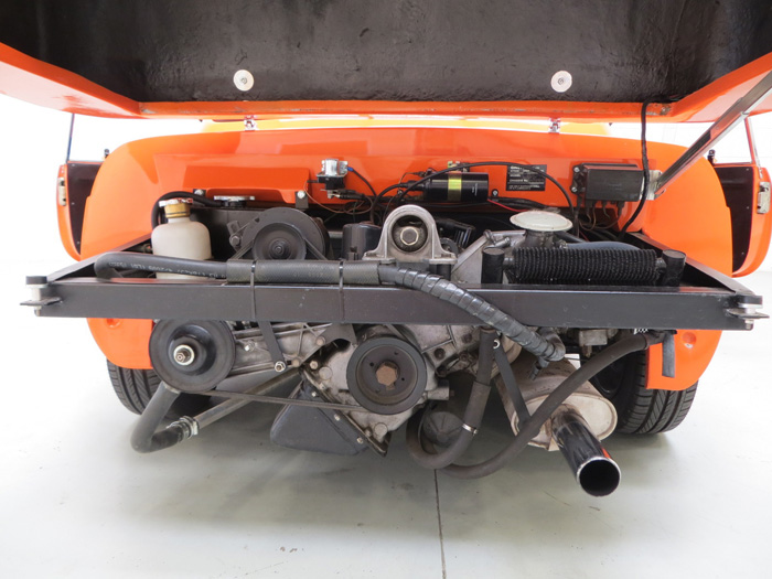 1971 Ginetta G15 Sports Coupe Engine