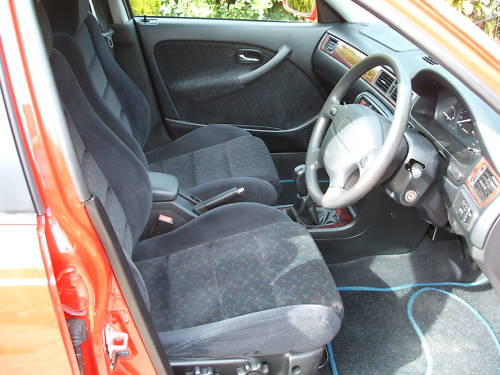 honda civic 1.6 se vtec 5 door interior 1