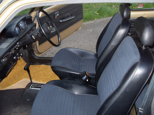 1977 honda civic mk1 auto interior