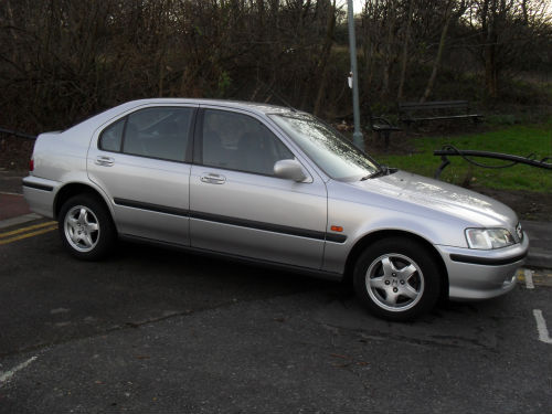 2000 honda civic 1.4 se automatic 1