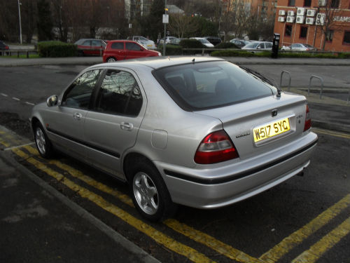 2000 honda civic 1.4 se automatic 2