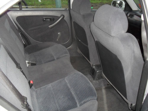 2000 honda civic 1.4 se automatic interior 2