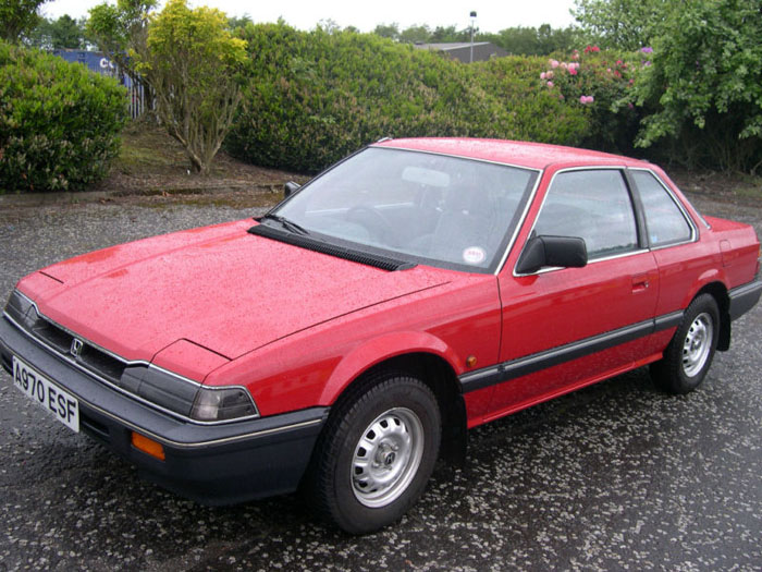 1984 honda prelude gm red 1