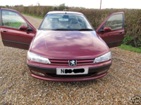 10 1996 peugeot 406 executive turbo diesel icon