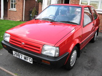 141 1991 nissan micra 1.0 ls icon