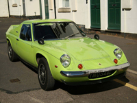 159 1972 lotus europa twin cam icon