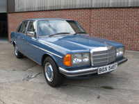 163 1978 mercedes benz 280e saloon icon