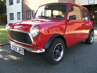 164 1994 rover mini sprite icon