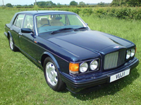 167 1996 bentley turbo r blue icon