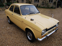 180 1974 ford escort mk1 1300xl 2 door icon