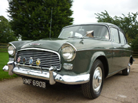 192 1964 humber hawk saloon icon