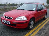 213 1998 r honda civic 1.4 automatic icon