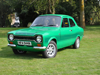 215 1975 ford escort rs 2000 green icon