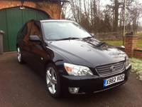 217 2000 lexus is200 sport black icon