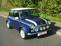 229 1999 rover mini cooper 1.3i icon