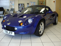 230 1999 lotus elise s1 convertible icon