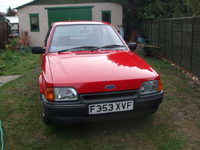 241 1988 ford escort mk4 1.3 l ohv icon