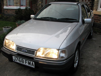 257 1992 ford sierra sapphire chasseur icon