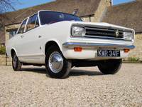 258 1967 2 door vauxhall hb viva sl icon