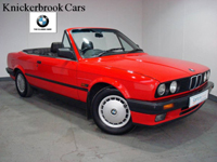269 1991 bmw 3 series e30 318i convertible auto icon