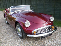 285 1961 daimler sp250 dart icon