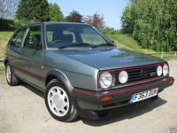 294 1989 volkswagen golf ii gti 8v 3 door icon