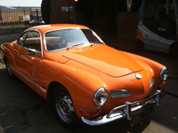 306 1971 volkswagen karmann ghia icon