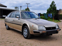 307 1983 citroen cx 2400 ie pallas auto icon