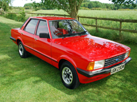 320 1980 ford cortina mk5 1.6l icon