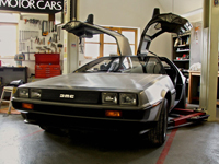 323 1981 delorean vin 510 unique prototype rhd icon