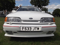 334 1988 ford granada scorpio i white icon