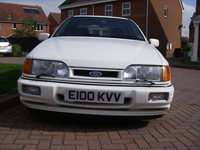 351 1988 ford sierra rs cosworth icon