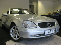 352 1999 mercedes-benz slk 230k icon