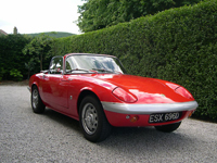 366 1966 lotus elan s3 se dhc icon